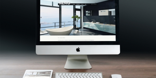 NERO Wellness Küche Bad